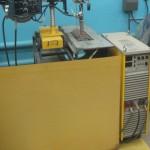 Автомат для дуговой сварки под флюсом